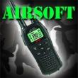 Vysielačky na AIRSOFT
